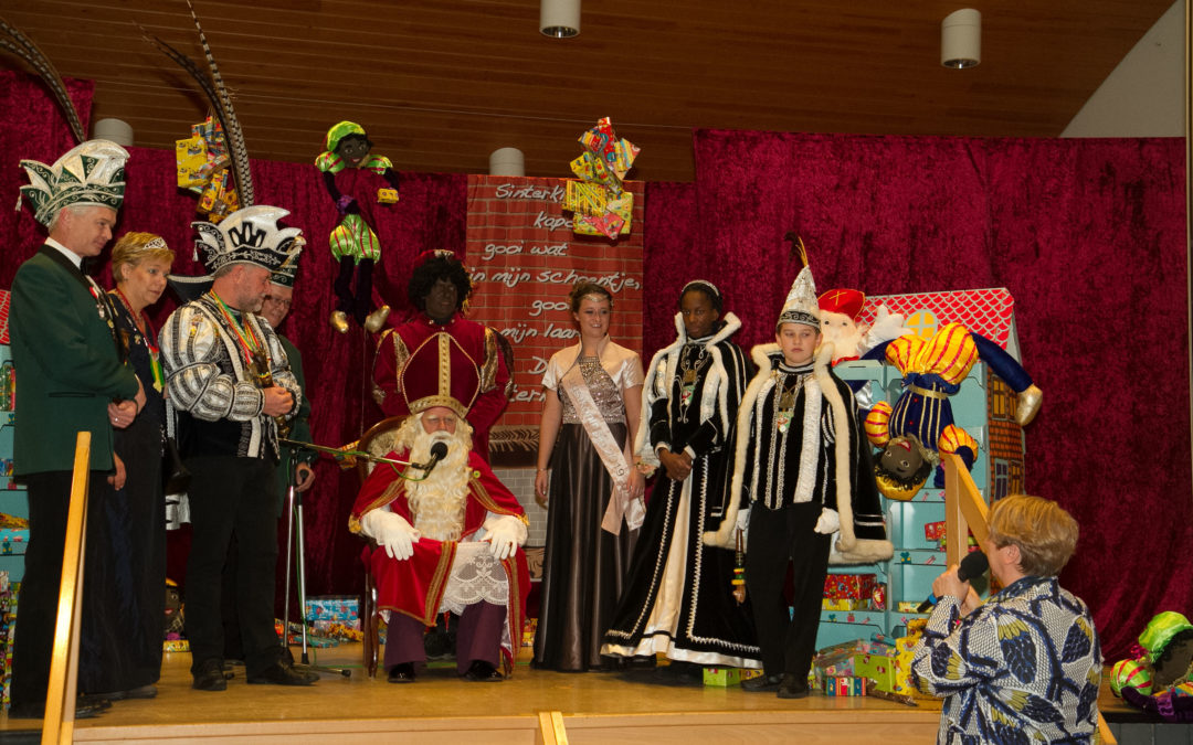 MEET & GREET met de SINT